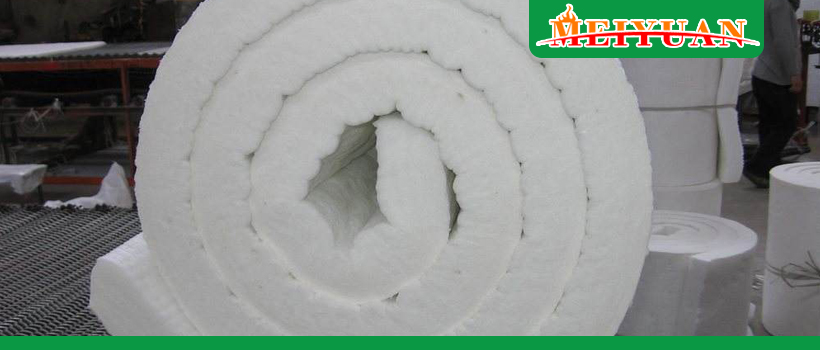 Reasons for affecting thermal conductivity of insulation ceramic blanket 3