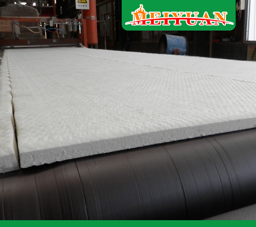 Reasons for affecting thermal conductivity of insulation ceramic blanket