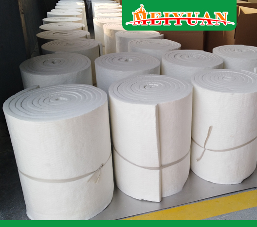 What is the difference between refractory ceramic fibre and glass fiber?